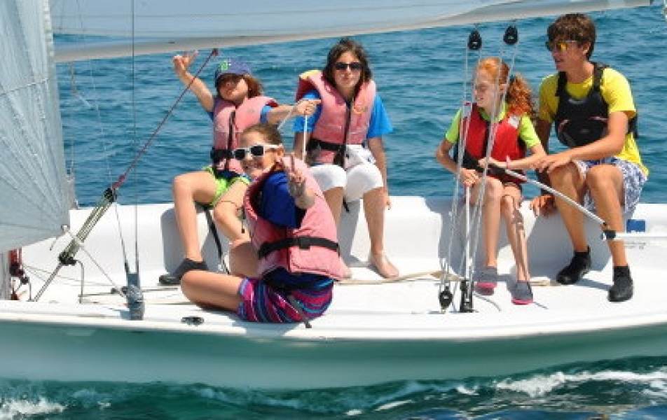Pronti, via! Si parte con i corsi di vela estivi!
