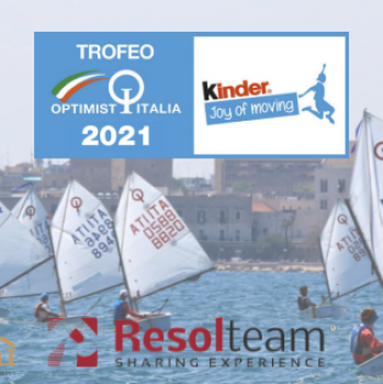 3ª Tappa Trofeo Optimist Italia Kinder Joy of Moving