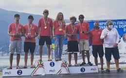CIRCOLO DELLA VELA BARI CAMPIONE D'ITALIA IN CLASSE 29ER