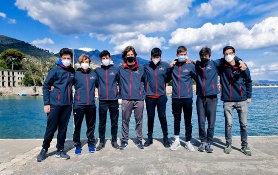 ITALIA CUP DI FORMIA: BUONE LE PRESTAZIONI DEGLI ATLETI BIANCOROSSI